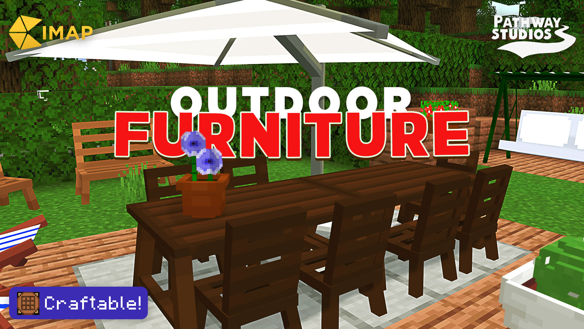 Outdoor Furniture Minecraft