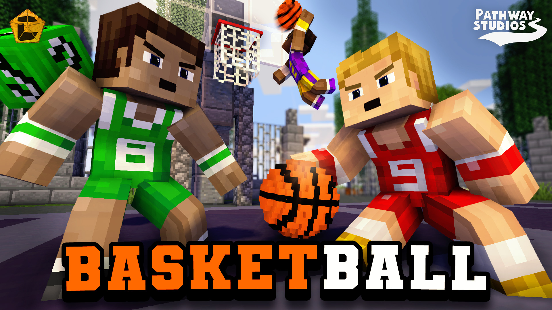 Minecraft Basketball