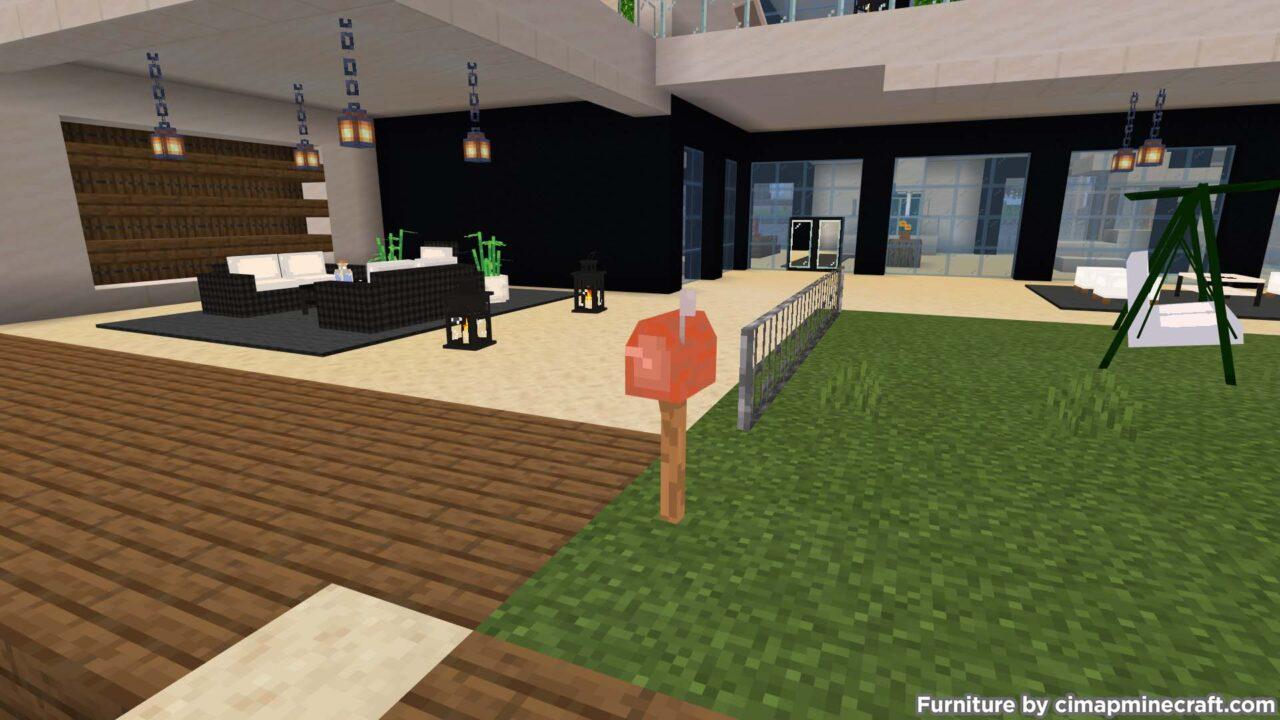 Minecraft Mailbox